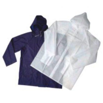 abrigo capa impermeable