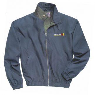 chaqueta sencilla forro