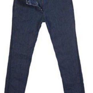 pantalon dril e indigo alto impacto