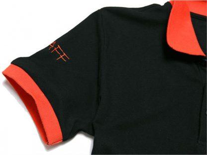 camiseta tipo polo diseño especial